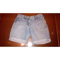 Shorts Jeans Feminino Número 40 Barra Dobrada!