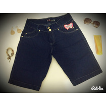Bermuda Jeans Tamanho 46