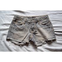 Short Jeans Feminino Da Gang - Num. 38