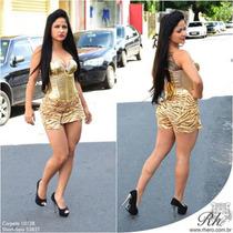 Shorts Saia Rhero Tigrado