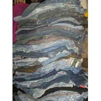 Calça Jeans Masculina 30 + 70 Camisas Marca Lote P Brechó
