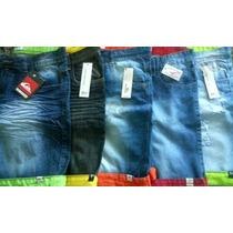 Kit Bermudas Jeans Masc Revenda,atacado Kit Com 6 Peças!!