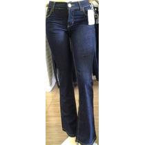 Calça Jeans Flare De Cintura Alta Nos Tamanhos 36 Ao 46!