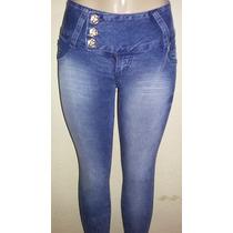 Calça Jeans Com Bolso Linda E Barato