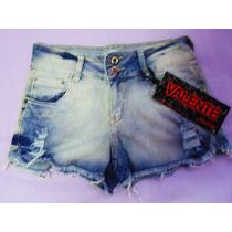Short Jeans Desfiada