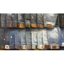 Calça Jeans Kit C/ 10 Quiksilver E Todas As Marcas
