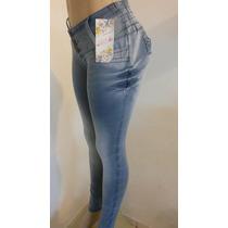 Calça Legue Jeans. 2% Elastano