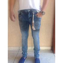 Calça Jeans Jonh John Masculina