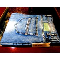 Calça Jeans D-esel (emporio/levis//calvin) Pronta Entrega
