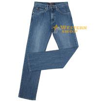 Calça Jeans Masculina Slim Fit C/ Elastano - Wrangler 20x 2x