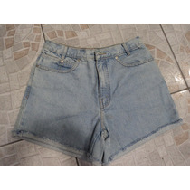 Shorts Jeans M.officer 44 - Seminovo
