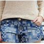 Shorts Jeans Degrant