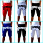 Bermuda Shorts Saruel Sumemo Kit C/ 3 Peças Unissex