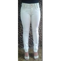 Calça Handara Jeans Branca.