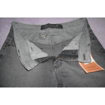 Calça Jeans Super Skinny Masculina Com Elastano