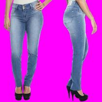 Calça Jeans Feminina Skinny Sawary Levanta Bumbum ¿ 230389