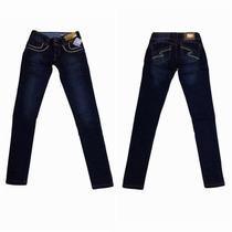 Calça Jeans Sawary Com Bojo - Cós De Silicone Ref 234906