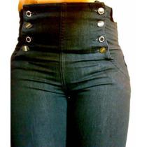 Calça Jeans Skinny Cintura Alta Sabrina Sato Sawary , Tam 38