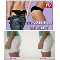 Calcinha Tanga Com Enchimento Brazilian Secret