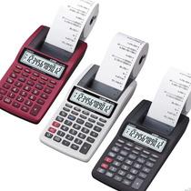 Calculadora De Mesa Casio Com Bobina Impressão Hr-8tm