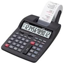 Calculadora Casio Hr-100tm Impressão - Preta - Nota Fiscal!
