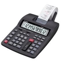 Calculadora De Mesa Casio Com Impressão Hr-150tm - Lançament