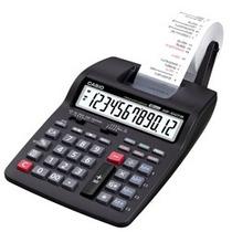 Calculadora Casio C/ Bobina 12 Dígitos Hr 100tm Bk - Loja