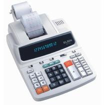 Calculadora Eletrônica E Impressora 12 Digitos Mb 7123 !!!