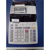 Calculadora Sharp El-1801 Semi-nova Com 3 Meses Garantia