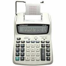 Calculadora De Mesa C/ Bobina 12 Digitos Procalc Comercial