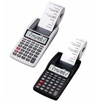 Calculadora Compacta 12 Digitos Com Bobina Casio Hr-8tm