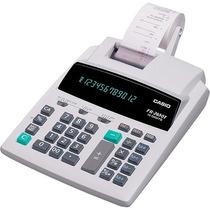 Calculadora Casio C/ Bobina 12 Dígitos Fr 2650t We Original