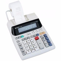 Calculadora Sharp El-1801v 12 Digitos Na Caixa P. Entrega !