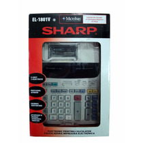 Calculadora Sharp El-1801v