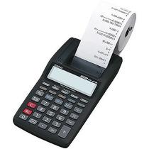 Calculadora Mini- Impressora Com Bobina 12 Dígitos Hr-8tm