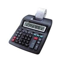 Calculadora De Mesa Com Impressora Grande 2 Cores De Bobina