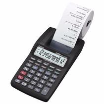 Calculadora Com Bobina De Impressão Mini Hr-8tm Casio