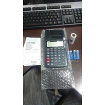 Calculadora Casio C/ Impressora 12 Dígitos Hr-8tm