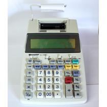 Calculadora Sharp El-1750v Com Bobina. Curitiba, Pr