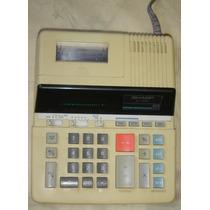 Calculadora Sharp El -1192c, Funciona.