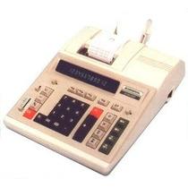 Calculadora Visor Impressora General 2120 Profiss Reformada