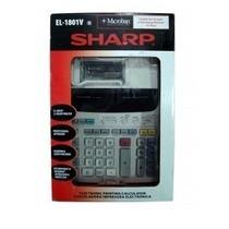 Calculadora Eletrônica El-1801v Sharp Com Impressão