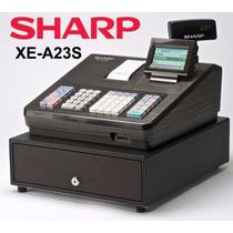 Caixa Registradora Sharp Xe-a23s A207 - Entrega Imediata!