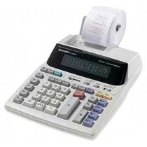 Calculadora De Mesa Sharp El 1801v Original