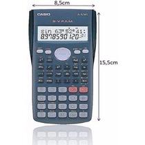 Calculadora Científica Cassio|s-v.p.a.m| Produto Original