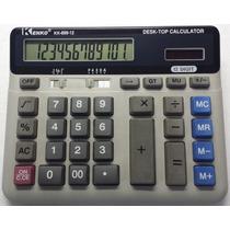 Calculadora Kenko - Kk-899 - 12 Dig - Tam 152x187x35