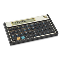 Calculadora Financeira Hp12c Gold Original Lacrada