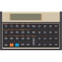 Calculadora Hp 12c Gold Financeira | Capa | Manual