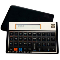 Calculadora Financeira Hp 12c Gold Original Lacrada Hp12c