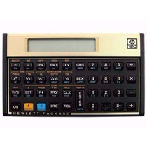 Calculadora Financeira Hp 12c Gold Português Original C279